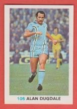 Coventry City Alan Dugdale